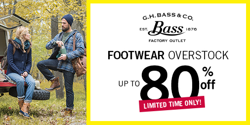 President's Day Savings! Footwear Overstock Blowout Up To 80% Off  + Winter Clearance For Him & Her!