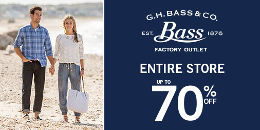 Everything Up To 70% Off + Take An Additional 20% Off Your Entire Purchase, Excluding Clearance.