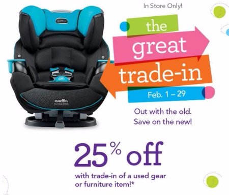 The Great Trade-In 25% Off