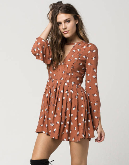 FREE PEOPLE Tegan Dress