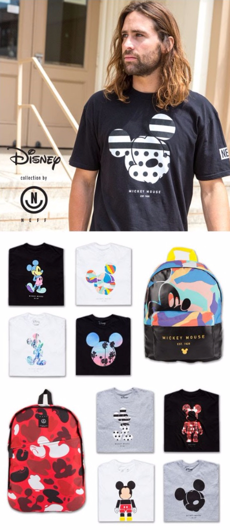 Shop the Disney Collection by Neff