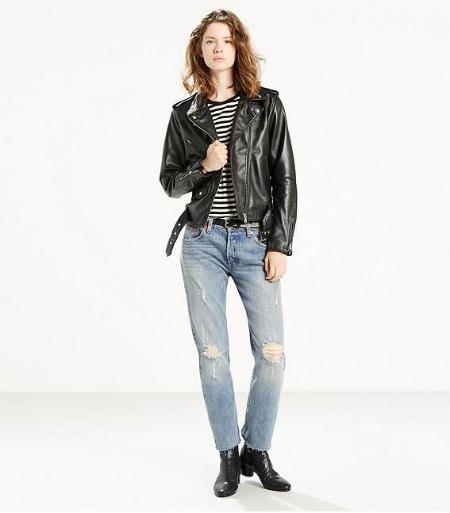 501 Jeans for Women x Chiara Ferragni