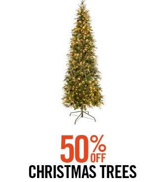 Hobby Lobby | 50% Off Christmas Trees - Willamette Town Center ::: 50% Off Christmas Trees ::: Hobby Lobby