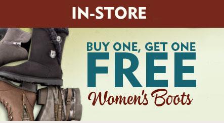 BOGO Free Women's Boots