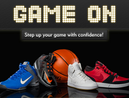 Game On at Shoe Carnival