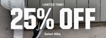 94345d5d07a3 The Shops at Perry Crossing ::: 25% Off Select Nike ::: Dick's ...