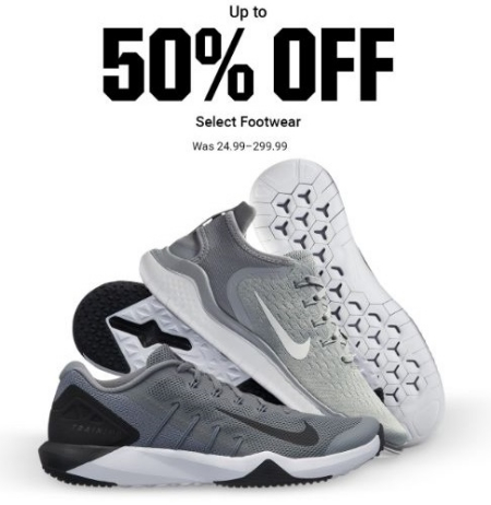 88eed8f893ad Chapel Hills Mall     Up to 50% Off Select Footwear     Dick s ...