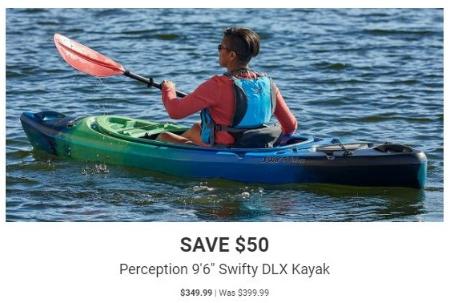Perception Kayak Swifty