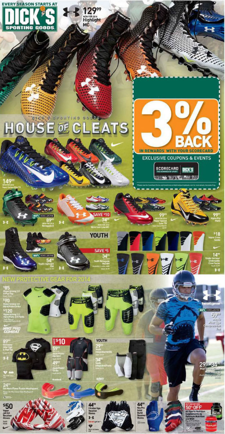 Weekly Specials at Dick's Sporting Goods