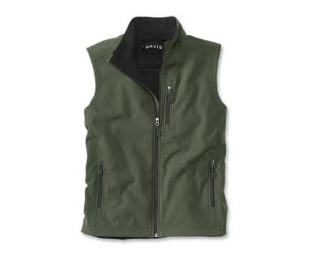 Trout Bum Softshell Vest