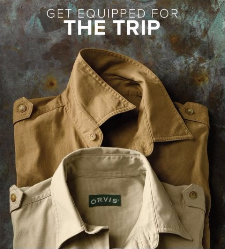 The Travel Shirt You've Been Searching For