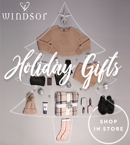 8d1cef87e76 Get all of your shopping done at Windsor by checking out our Holiday Gift  Shop. We have everything your loved ones need to stay cozy.