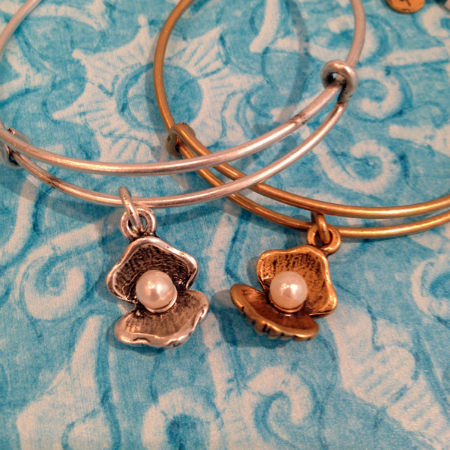 July Alex and Ani Bangle of the Month at Occasionally Yours