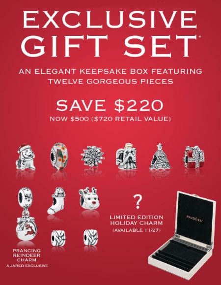 $220 Off Gift Set
