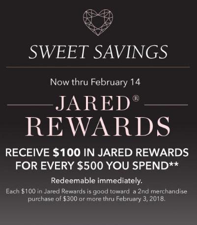 Ashley Park 100 Jared Rewards Jared The Galleria of Jewelry