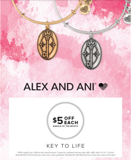 $5 Off Bangle of the Month