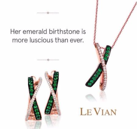 Emerald Birthstone for May Birthday Celebrant