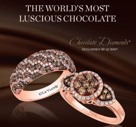 Chocolate Diamonds Exclusively by Le Vian