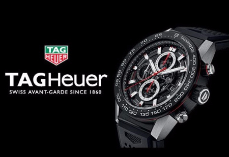 The Gift Sure to Get His Attention: TAG Heuer