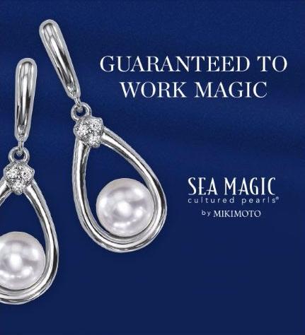 Sea Magic Cultured Pearls by Mikimoto