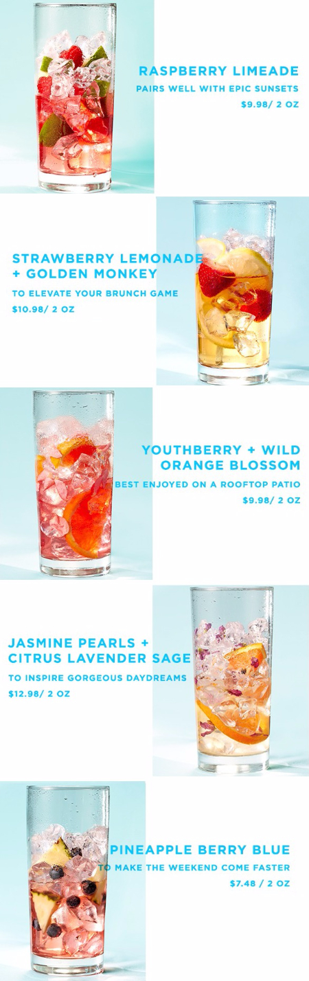 Our Top Five Iced Summer Faves