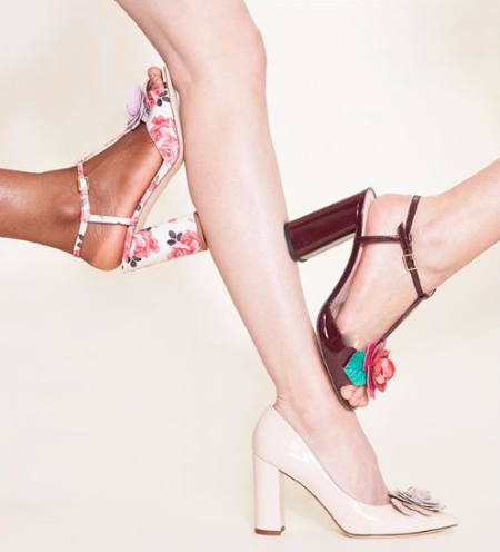 New Heels on the Block at kate spade new york