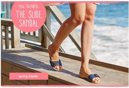 The Trending Slide Sandal