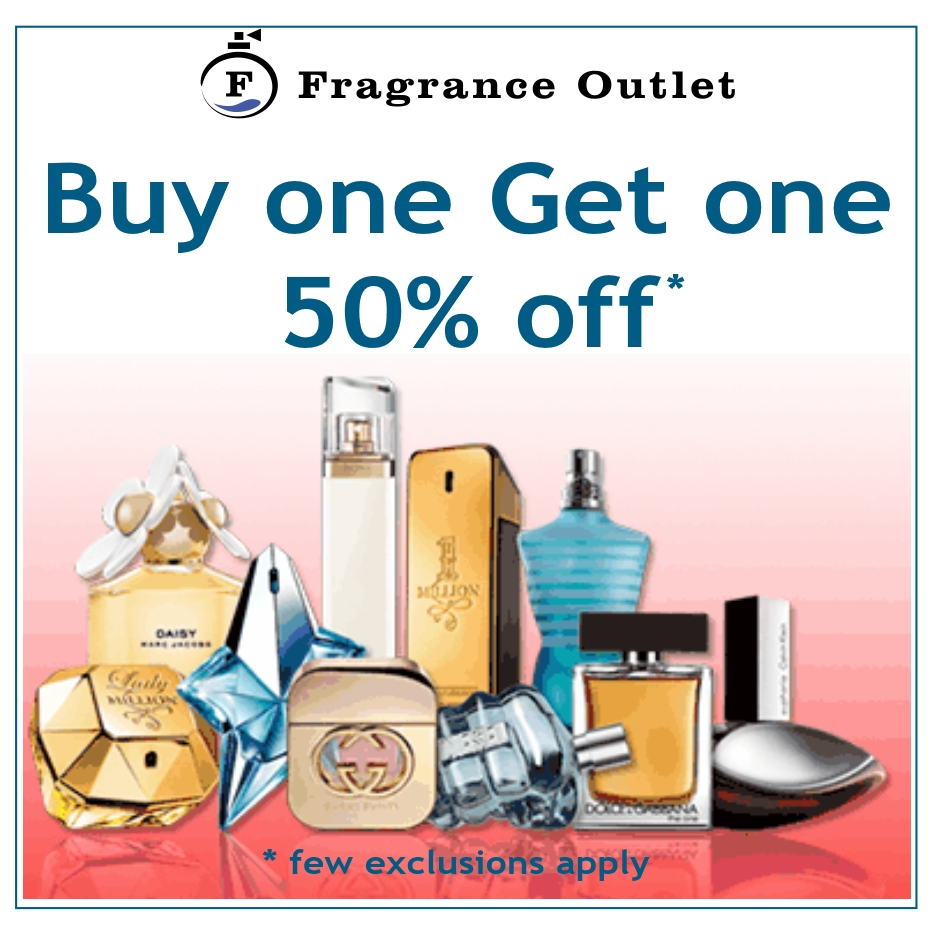 Buy One Get One 50% Off (few exclusions)