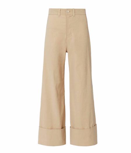 Sea Cuffed Khaki Pants at INTERMIX