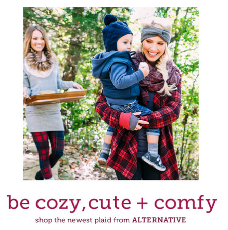 Be Cute Cozy and Comfy