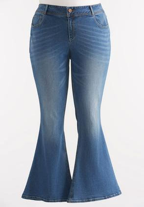 So Soft Stretch Flare Jeans