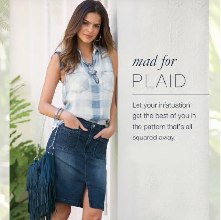 Explore Our Summer Plaids
