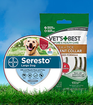 Issaquah Commons ::: Flea & Tick Collars ::: Petco
