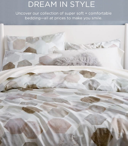 Shop Our Great Bedding
