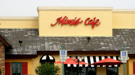 The Greene Town Center ::: eGift Cards ::: MIMI'S CAFE