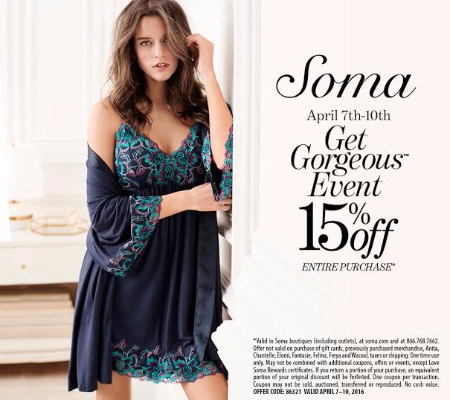 photo relating to Soma Coupons Printable identified as Soma discount coupons april 2018 / Eos coupon 2018