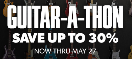 Save up to 30% Off at Guitar Center
