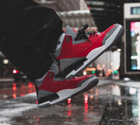 Air Jordan Retro 3 Now Available from DTLR