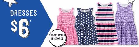 Shop $6 Dresses