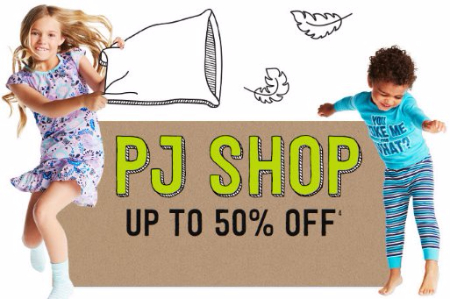 PJ Shop up to 50% Off