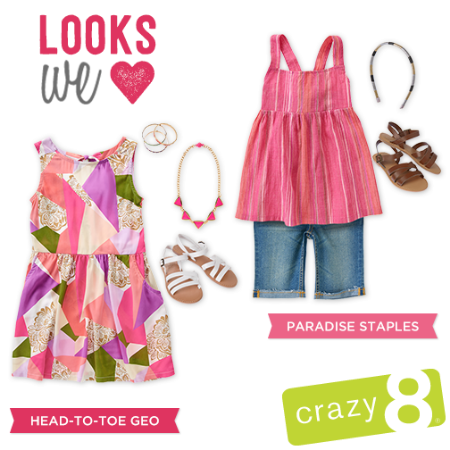 Explore Our Warm Weather Looks at Crazy 8