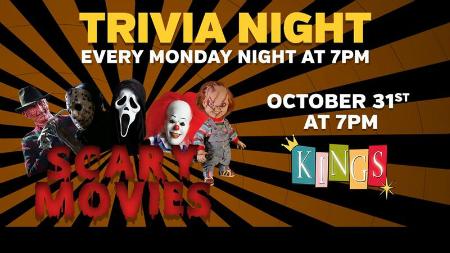 Scary Movie Trivia Nights!