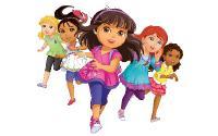 Kidtoons: Dora and Friends