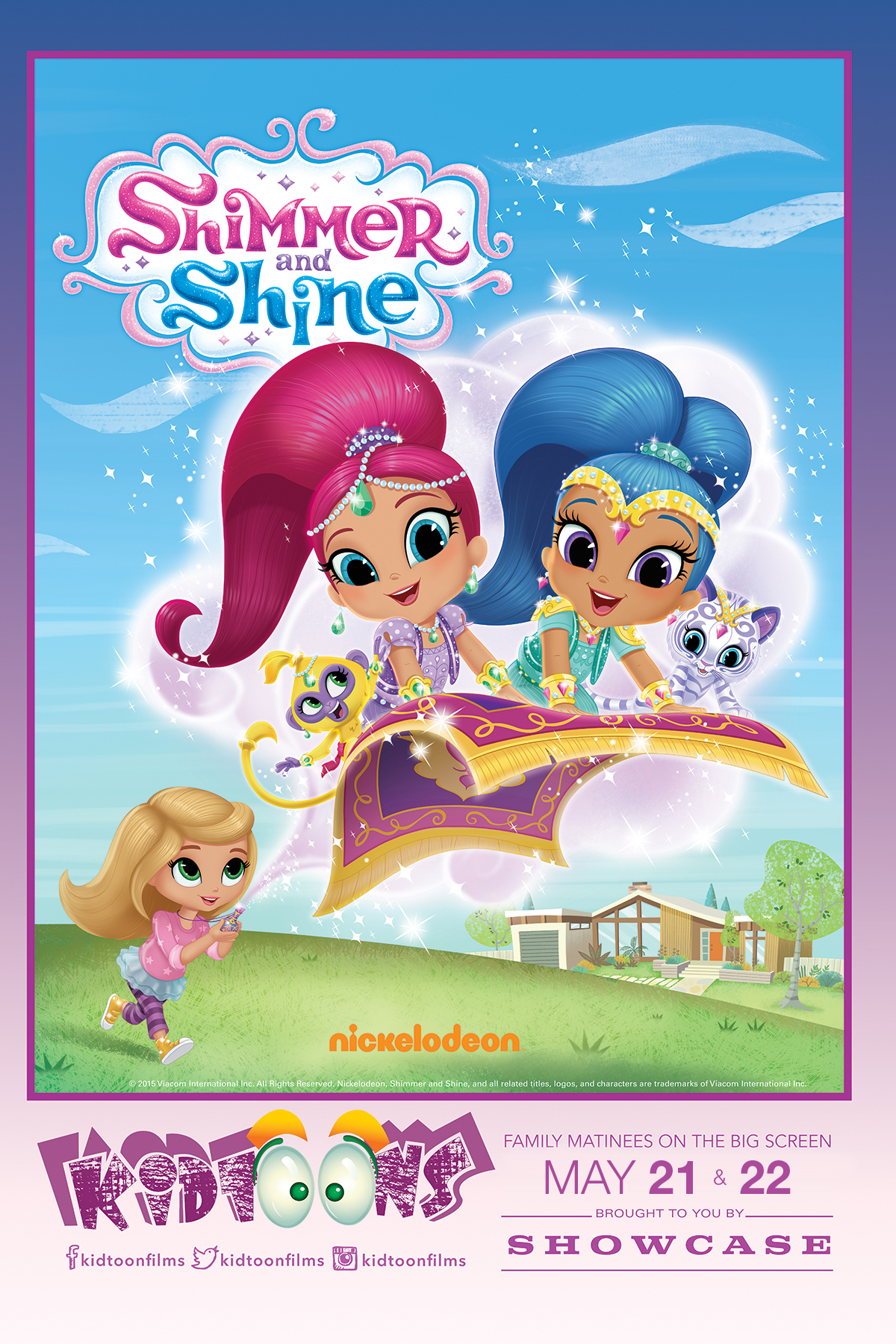 Kidtoons: Shimmer & Shine