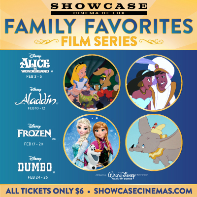 Family Favorites Film Series