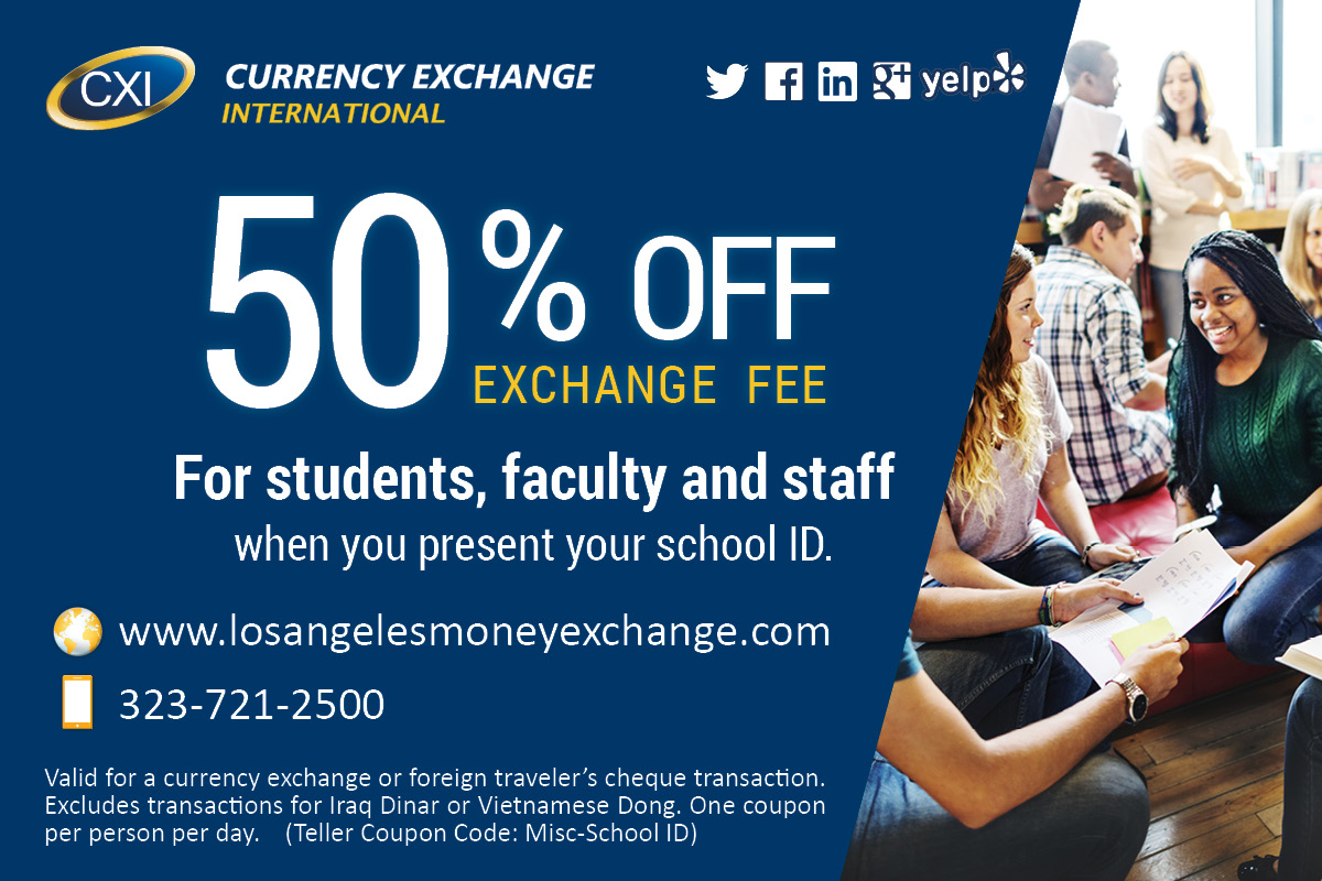 Save 50 Today Currency Exchange International