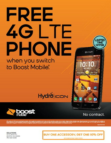 If you're not happy with your cell phone, you can switch your SIM card to another phone and keep the same Boost mobile number. Skill level:Easy Instructions 1 Turn off the Boost mobile phone you no longer wish to use.