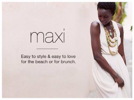 Maxi Dresses at T.J. Maxx