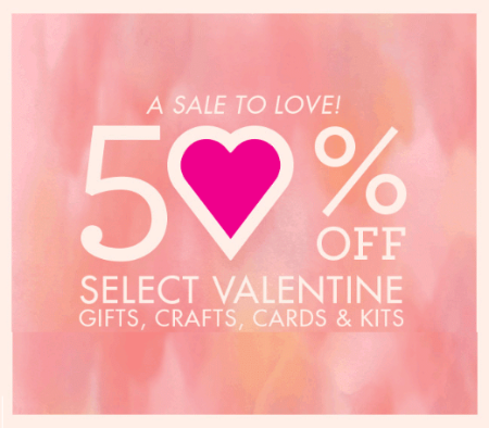 Valentine Clearance