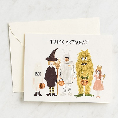 Halloween Card Making